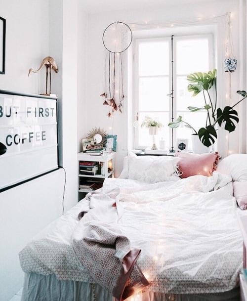 Maak uw kamer mooi